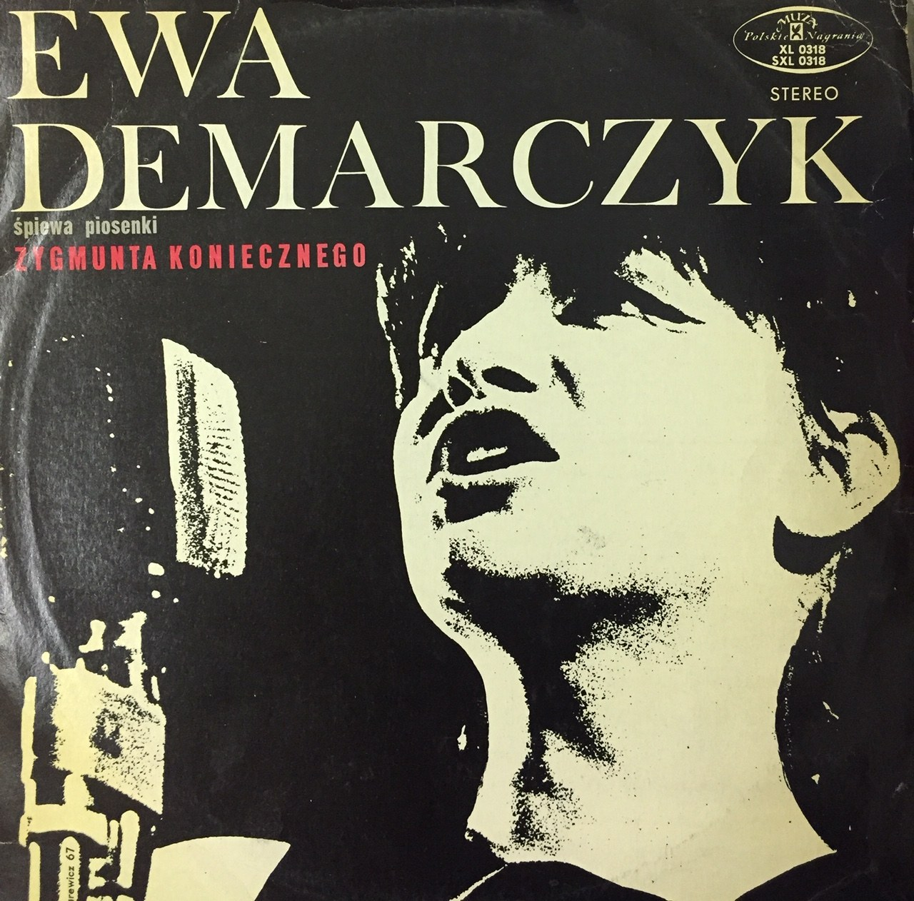 Ewa Demarczyk - piosenki Zygmunta Koniecznego