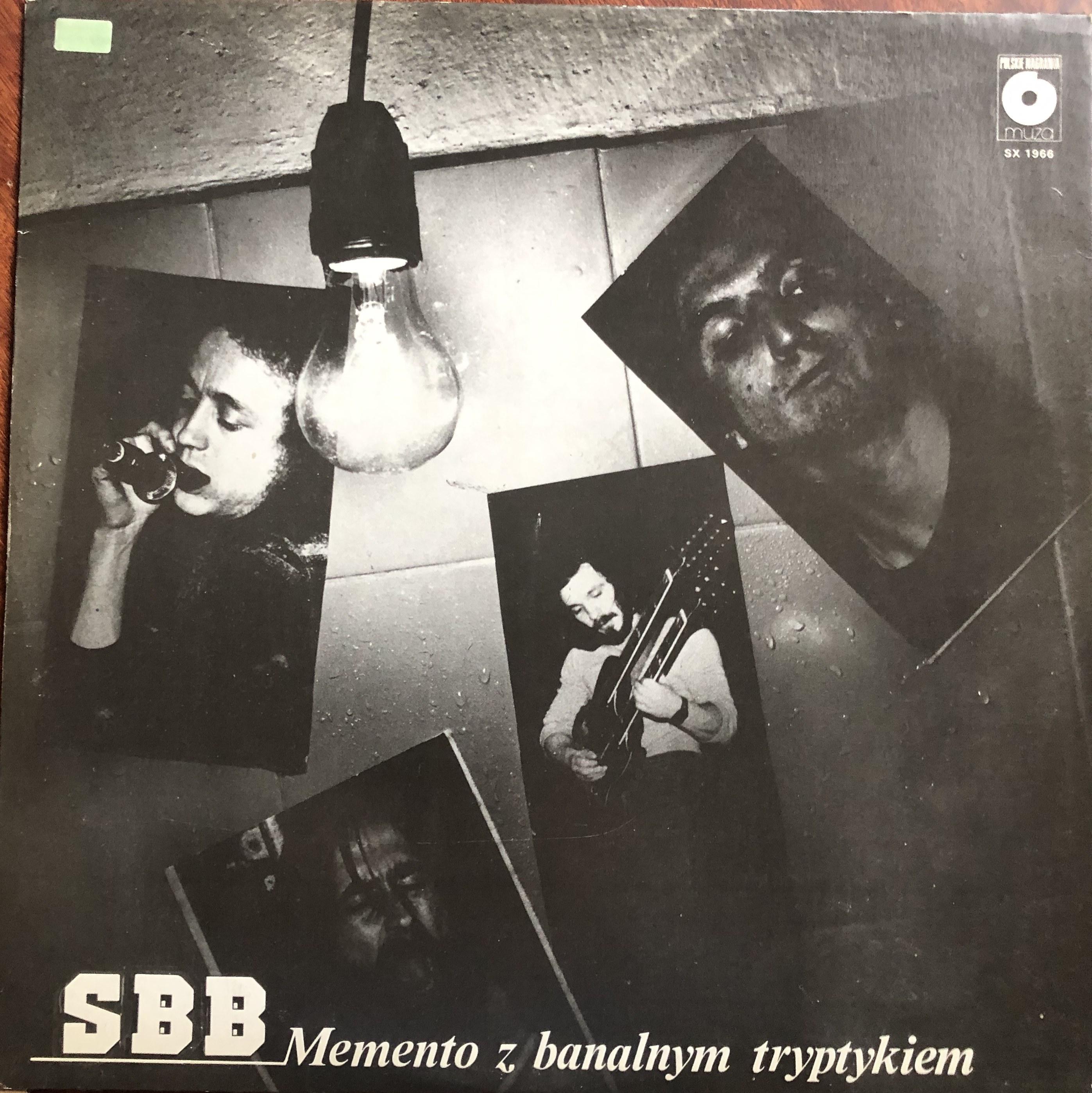 SBB Memento z Banalnym tryptykiem