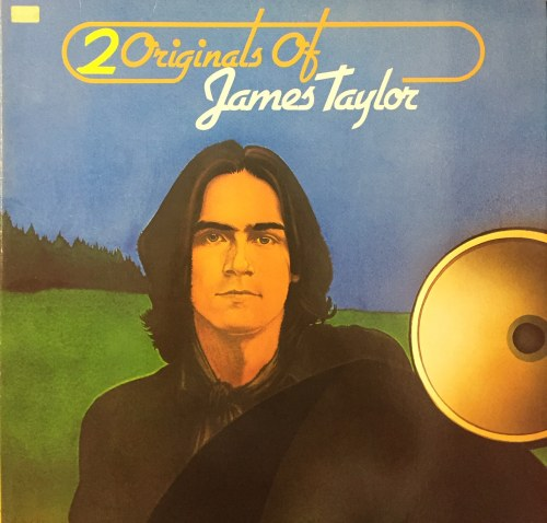 James Taylor 2 Originals Of James Taylor
