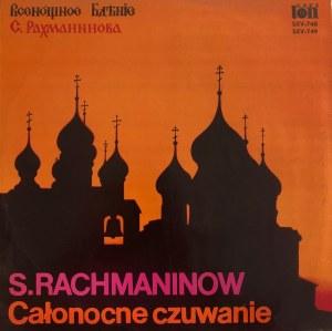 Siergei Rachmaninow