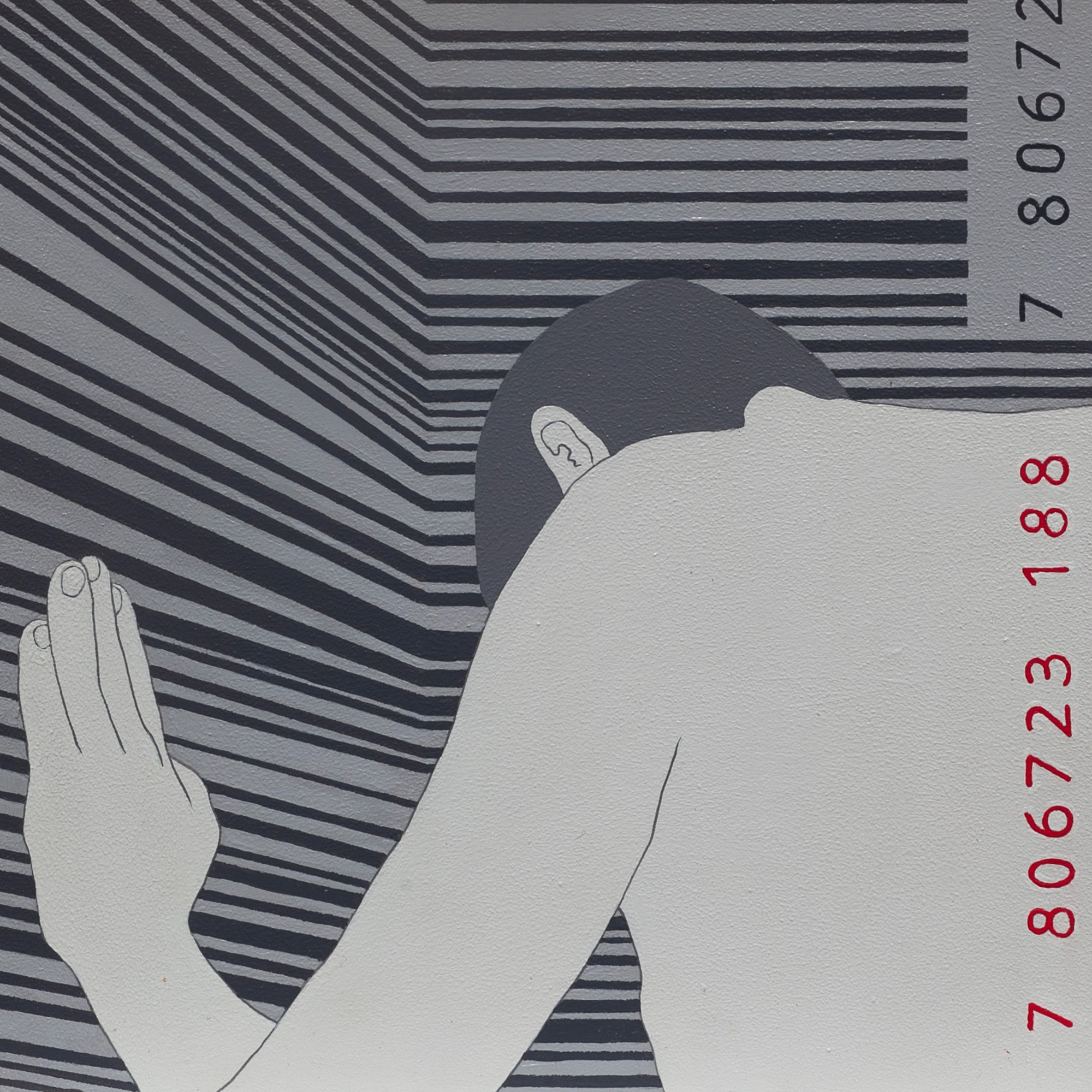 Viola Tycz, Kod kreskowy, 2018