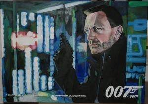 Ilona Foryś, 007