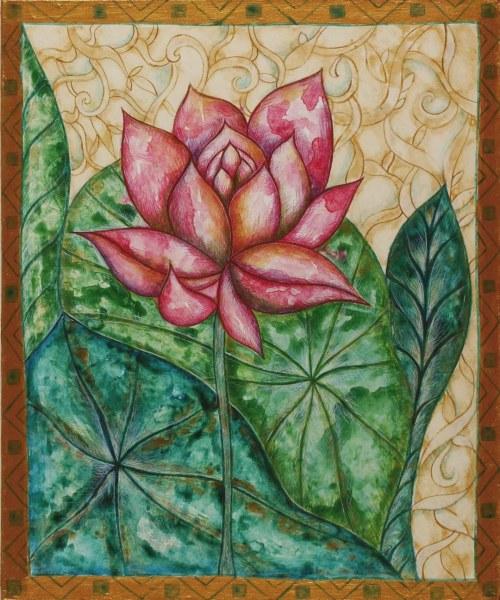 Katarzyna Blekiewicz, Japoński lotos