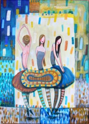 Berenika Korecka-Sowińska, Baletnice wśród kolorów