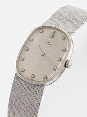 Firma MOVADO, Zegarek naręczny damski, z bransoletką