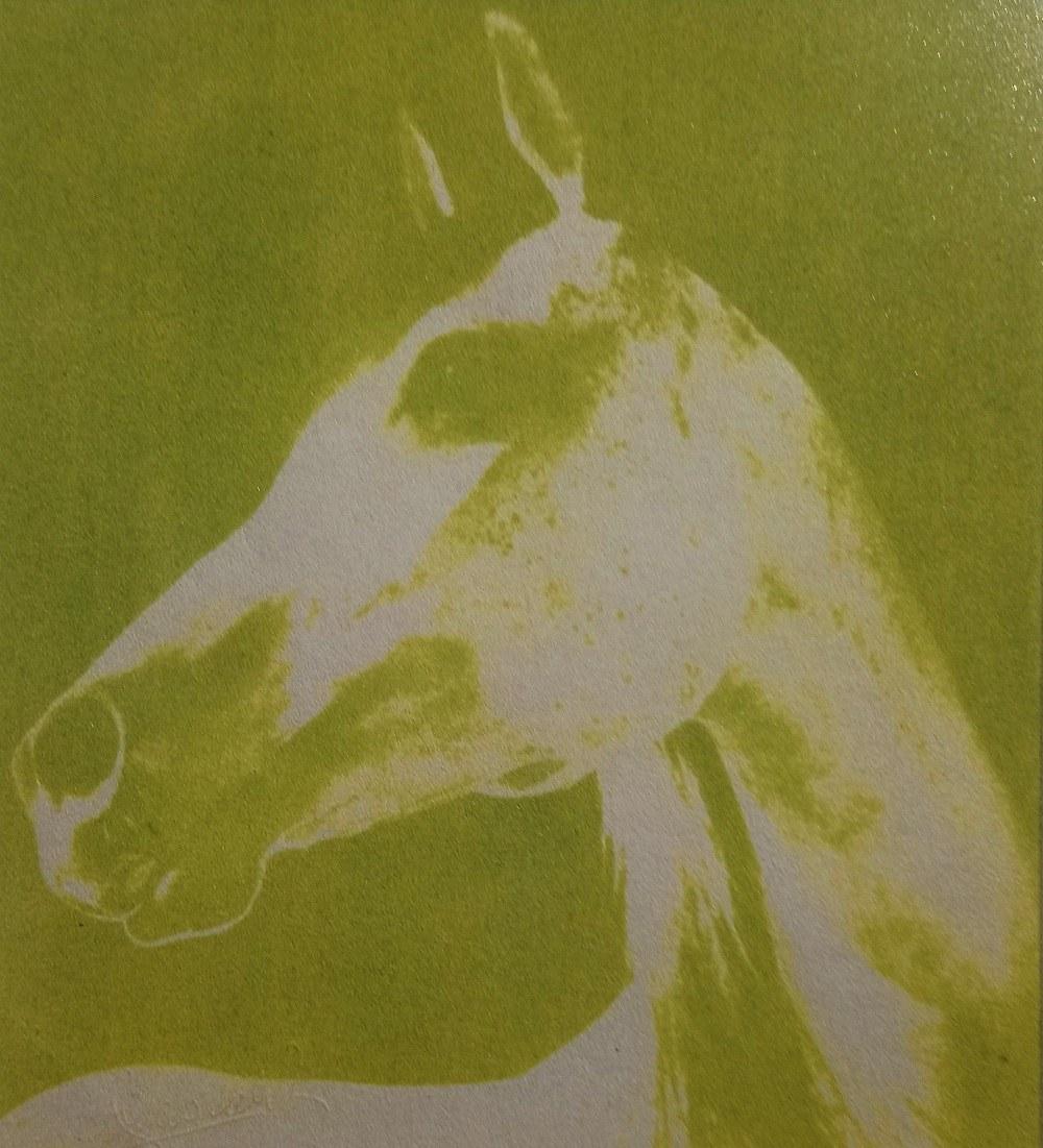 Marian Gadzalski, Głowa konia, lata 70-te XX w.
