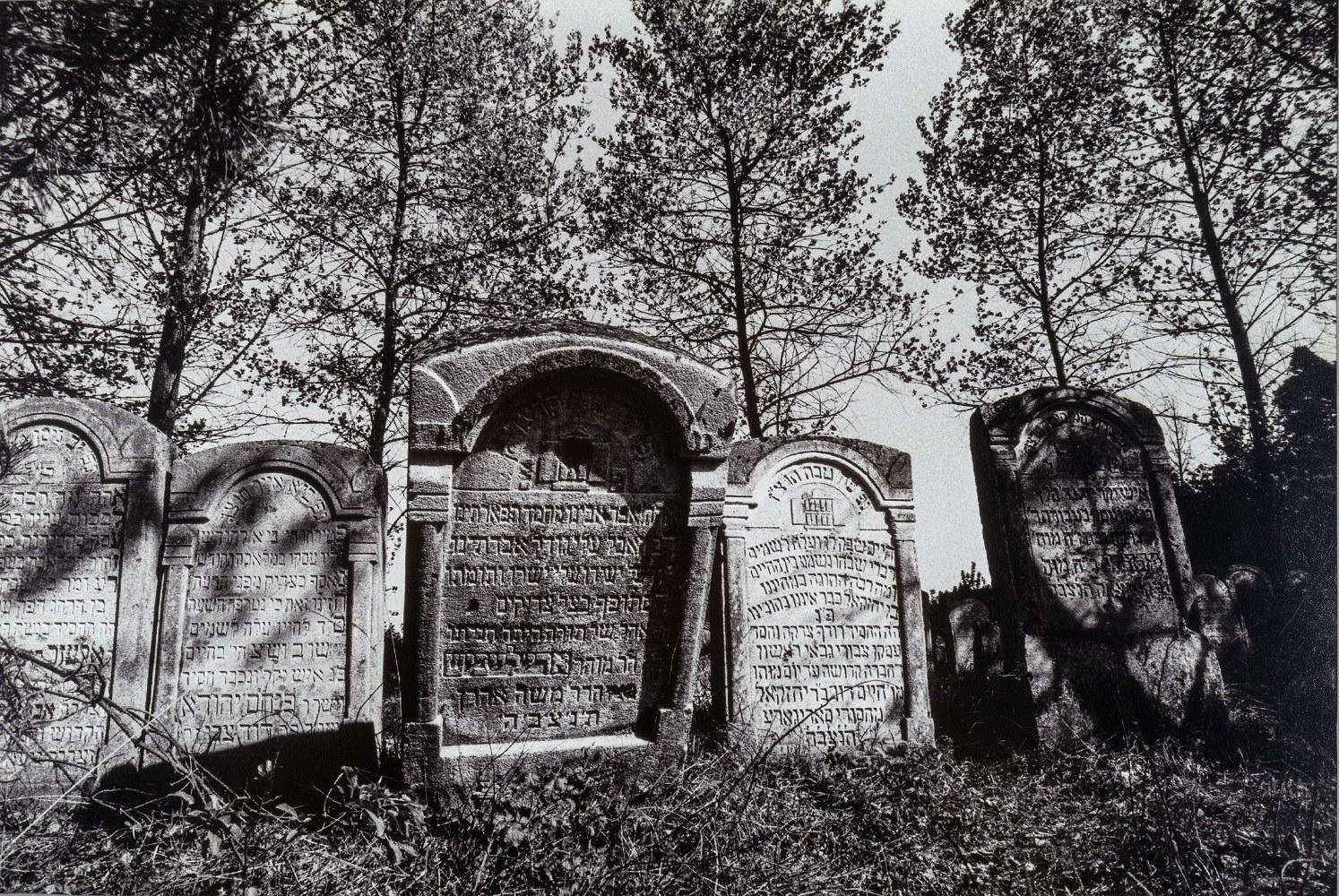 Jan Magierski, Kirkut w Józefowie