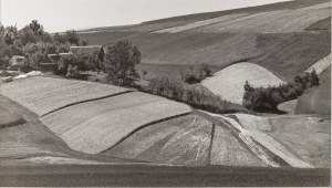 Jerzy Kamoda, Krajobraz z Radostowej, lata 60-te XX w.