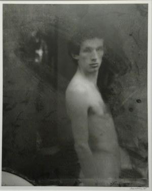 Marek Gardulski, Autoportret, 1981