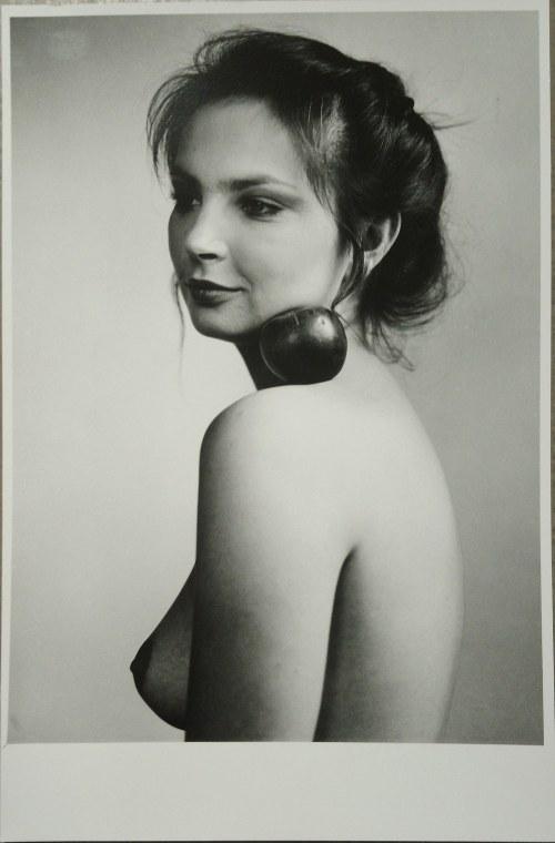 Jerzy Kośnik, Portret Anny Dymnej z roku 1979, 1997