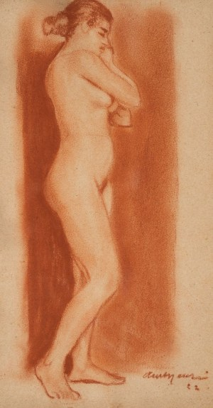 AKT KOBIECY, 1922