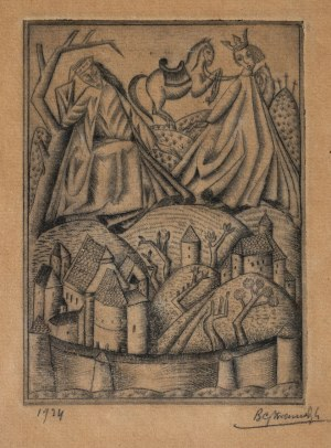 BAŚŃ, 1924