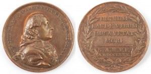 MEDAL, IGNACY KRASICKI, 1780