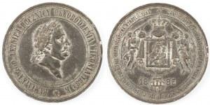 Medal PAMIĄTKA 200 LETNIEJ ROCZNICY OSWOBODZENIA WIEDNIA, 1883