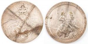Medal ZMIANY TERYTORIALNE ZIEM POLSKICH, 1919