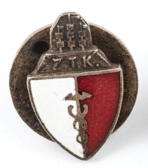 ODZNAKA, ZWIĄZEK TOWARZYSTW KUPIECKICH, Gdańsk 1919-1950
