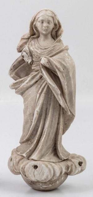 IMMACULATA, Francja lub Flandria, XVII w.