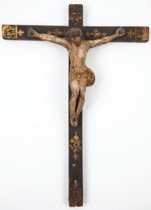 KRUCYFIKS, Hiszpania, XVI w. (?)
