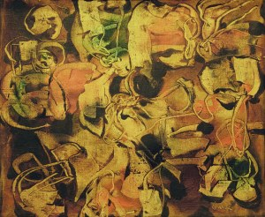 Alfred Lenica (1899-1977), SPOSOBY BYTÓW, 1965 r.