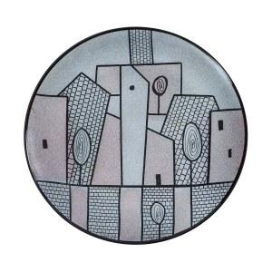 Talerz dekoracyjny Pruszków