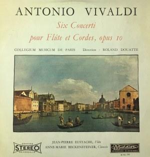 Antonio Vivaldi, 6 koncertów na flet i orkiestre smyczkową op. 10