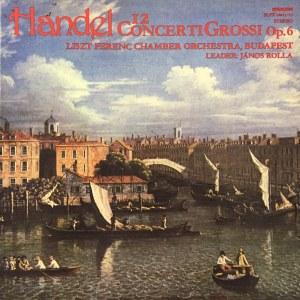 Georg Friedrich Haendel, 12 Concerti Grossi op. 6