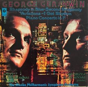 George Gershwin - Błękitna Rapsodia, II Rapsodia, Wariacje