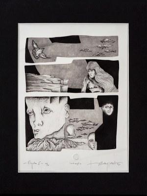 Jerzy Waygart, Psyche III, 1997