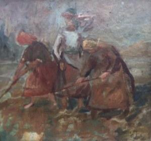 Włodzimierz Tetmajer, Wykopki