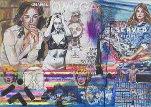 Ilona Foryś, Collage