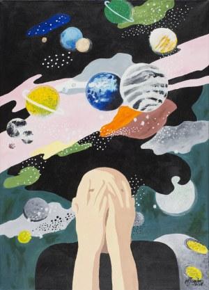 Malwina Angelika Jagóra, Moja przestrzeń kosmiczna
