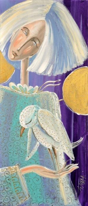 Czajkowska Marina, Zmęczony ptak