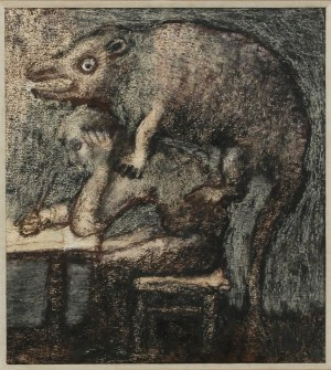 Jan LEBENSTEIN (1930-1999), Ciężar myślenia