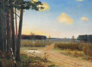 Witold FLORKIEWICZ (1874-1940), Pejzaż