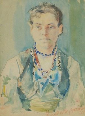 Stanisław WYSPIAŃSKI (1869-1907), Portret Zosi