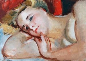 Wojciech WEISS (1875-1950), Marzenie
