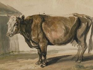 Piotr MICHAŁOWSKI (1800-1855), Krowa, ok. 1840-48 (?)