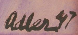 Jankiel ADLER (1895-1949), Postać, 1947