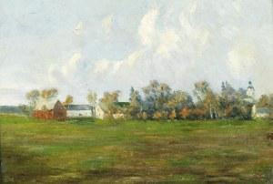 Włodzimierz DMYTRYSZYN (1905-1992), Pejzaż