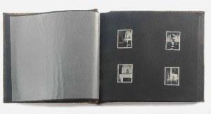 Album z fotografiami wnętrza willi Jrzego Kossaka, zwanej