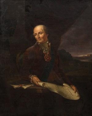 Jan Rustem, Portret Antoniego Tyzenhauza, ok. 1800