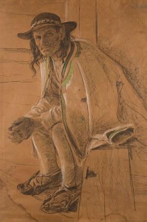 Leon Wyczółkowski, Góral, 1902
