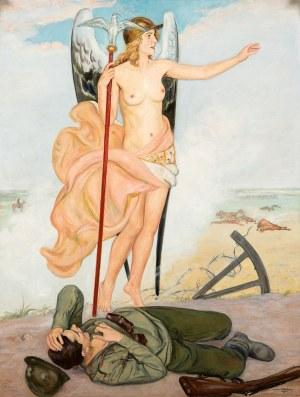 Wlastimil Hofman, Dulce et decorum est pro patria mori, 1930