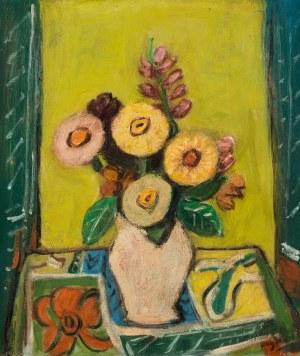 Henryk Hayden, Martwa natura z kwiatami, lata 30. XX w.