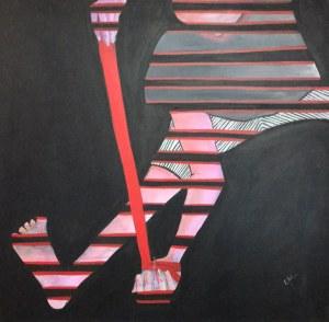 Emilia Jechna, Ćwiczenia z gumą, 2019