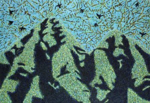 Jolanta Johnsson, Trees as mountains