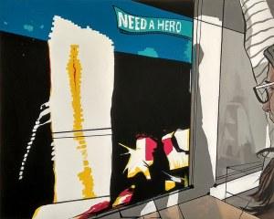Patryk Kowalczyk, Need a hero, 2016