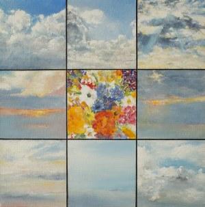 Piotr Bogusławski, Kwiaty i nieba, 2004