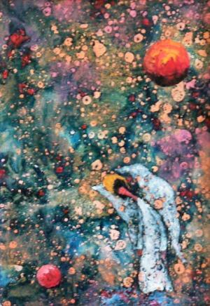 BEMBENISTA JAN, Anioł w kosmosie