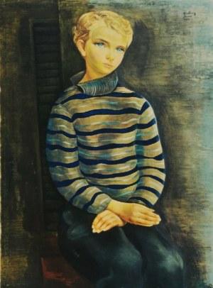 Mojżesz Kisling, Portret chłopca